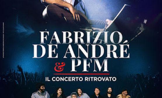FABRIZIO DE ANDRE' & PFM – IL CONCERTO RITROVATO